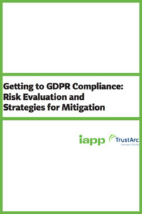 Getting to GDPR Compliance